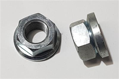 Elite Axle Nut 24mm