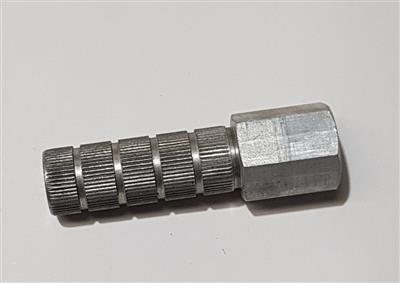 Rear Wheel Adjuster KNURLED