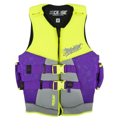 the-cause-yellowpurple-ladies-neo-vest