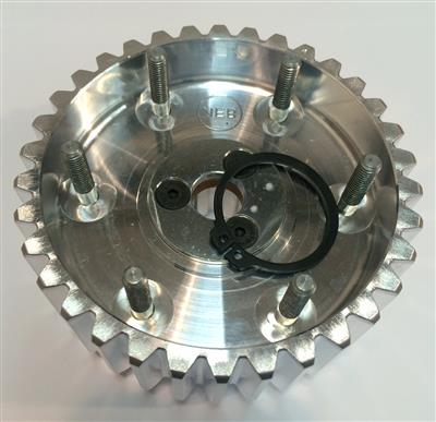 NEB Clutch Hub AMC/Nort Spline LT