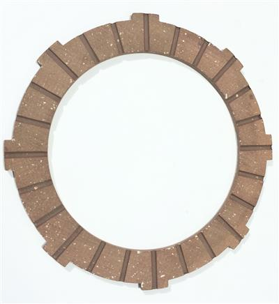 Clutch Plate NEB BROWN