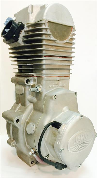 JAWA 500 Engine Baby 90mm