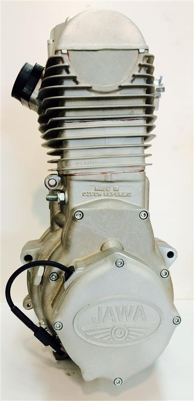 JAWA 500 Engine Offset 90mm