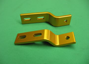 FRONT SEAT BRACKET-GOLD
