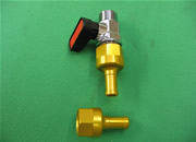 fuel-tap-connector-14bsp-gold