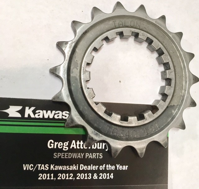 Engine Sprocket 18t JAWA TALON