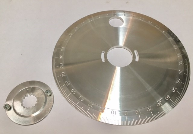 Alloy Timing Disc-GM 240mm