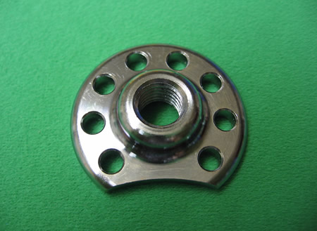 COUNTERSHAFT MOON NUT M10-ULTRALITE