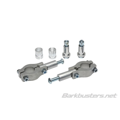BARKBUSTER STD CLAMP SET