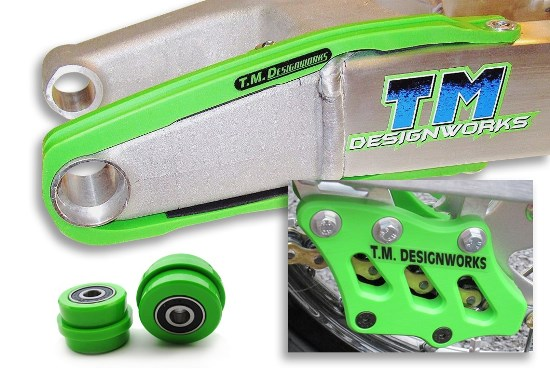 TM KX450F 2016> KIT GREEN