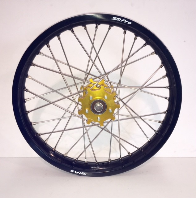 smpro-rear-wheel-gold-hub-black-rim
