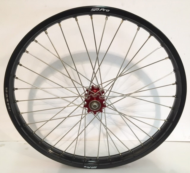 smpro-front-wheel-red-hub-black-rim