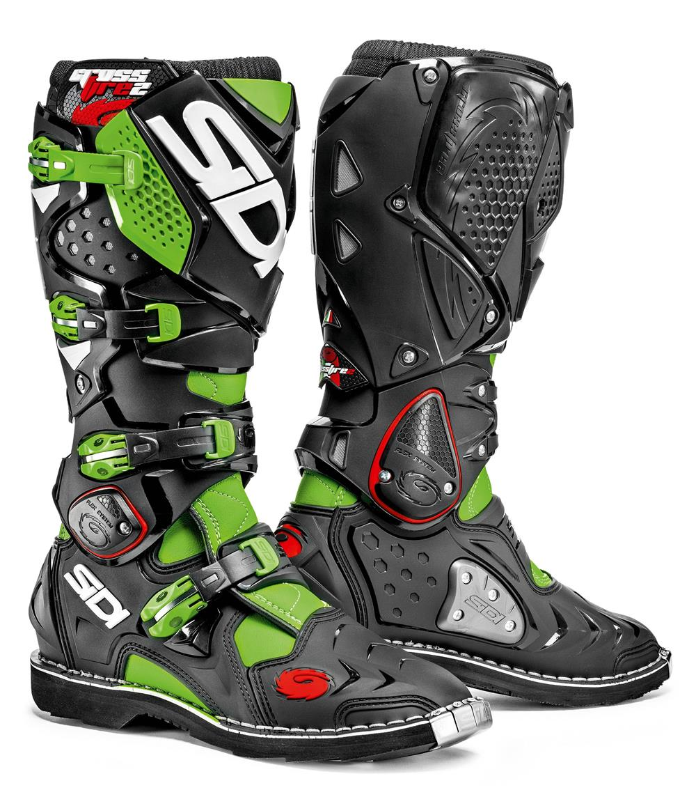 sidi-crossfire2-44-blackgreen