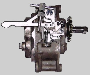 LONGTRACK 2 SPEED GEARBOX