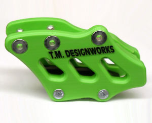 TM DESIGNS CHAIN GUIDE KXF 09> GREEN