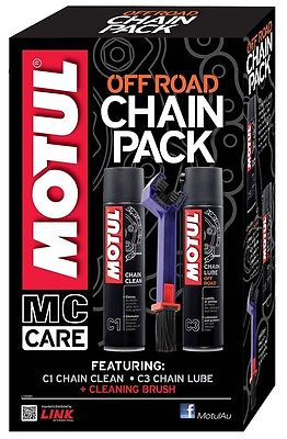 MOUTL MC CARE PACK OFFROAD