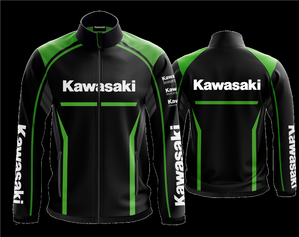 KAWASAKI TEAM JACKET MD