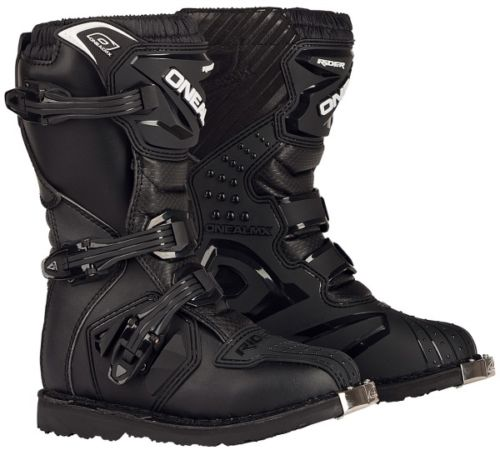 oneal-rider-boots-black-youth